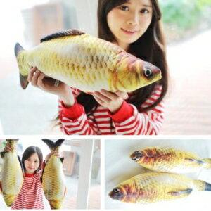 美麗大街【106011921】魚躍龍門 魚造型 抱枕 靠枕 枕頭