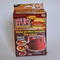 【省錢博士】廚房diy小工具 / TV Stufz 手動漢堡壓肉餡製作機器 69元 - 限時優惠好康折扣