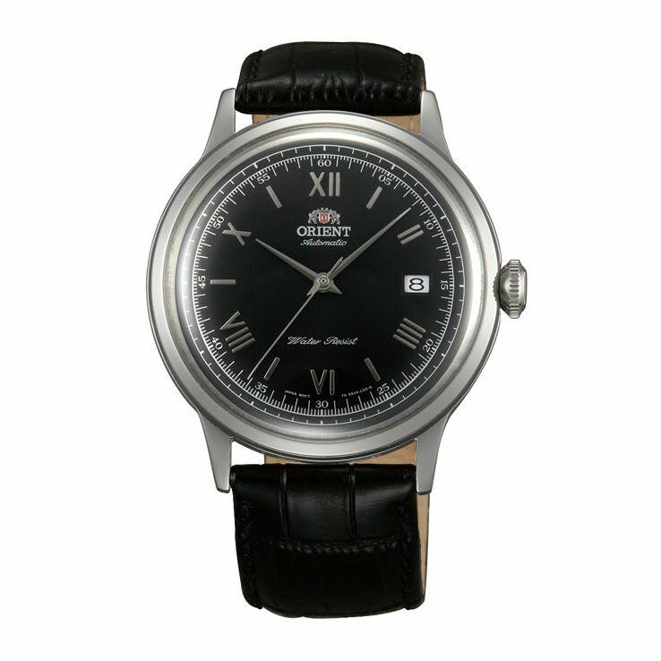 Orient 東方錶FAC0000AB) DATE Ⅱ機械腕錶錶/黑面40.5mm
