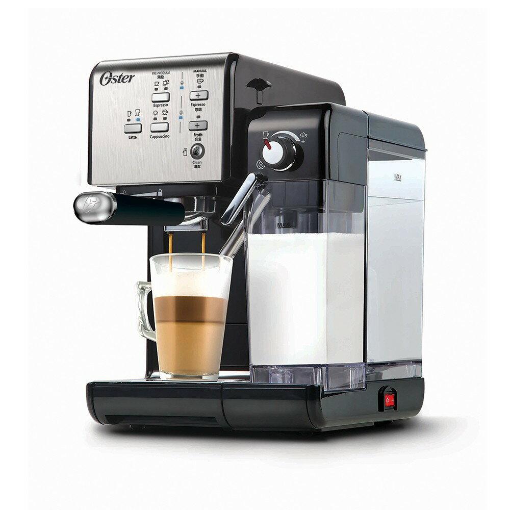 美國Oster 5+隨享咖啡機(義式+膠囊) 完美主義 【DY161】