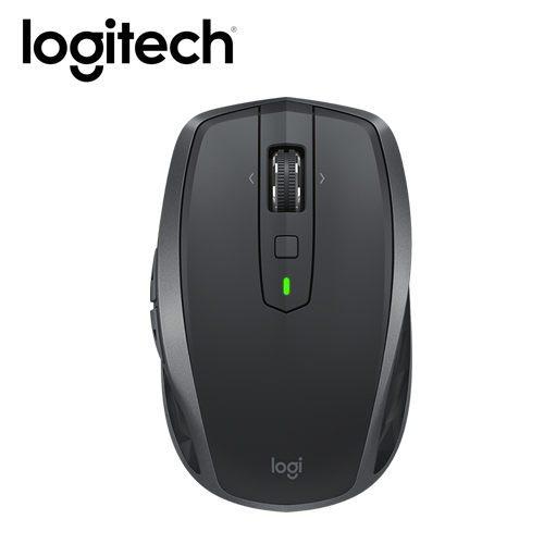 [富廉網] Logitech 羅技 MX ANYWHERE 2S 無線滑鼠 黑