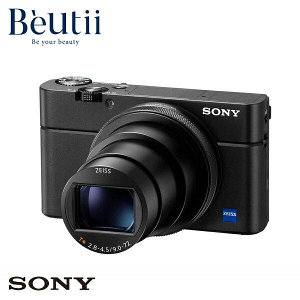 【贈多功能座充】SONYRX100M6數位相機公司貨單機組贈多功能座充RX100M5再進化RX100