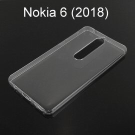 超薄透明軟殼[透明]Nokia6(2018)5.5吋