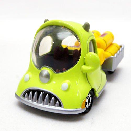 【真愛日本】14012300028  限定樂園小車-大眼仔 海洋迪士尼 迪士尼樂園