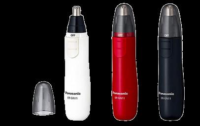 日本製 國際牌 Panasonic ER-GN11 電動鼻毛刀 白/紅/黑
