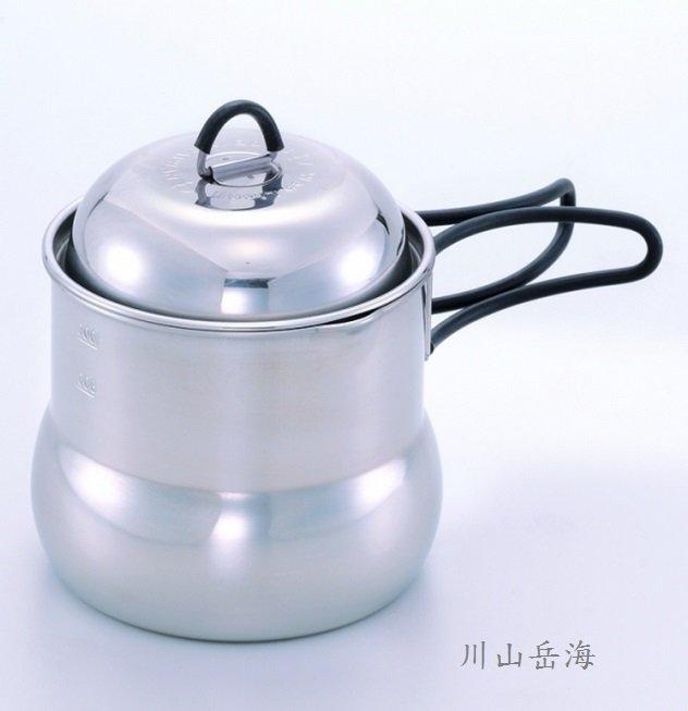 [ Wen Liang 文樑 ] 攜帶型炊具 / 露營 / 登山 / 茶壺鍋 / 1000cc / ST-2005