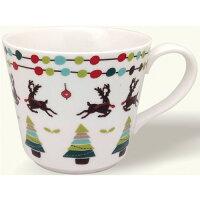 送家人聖誕交換禮物推薦聖誕禮物保溫杯/馬克杯到繽紛雪花馬克杯-麋鹿(420cc)【愛買】就在愛買線上購物推薦送家人聖誕交換禮物