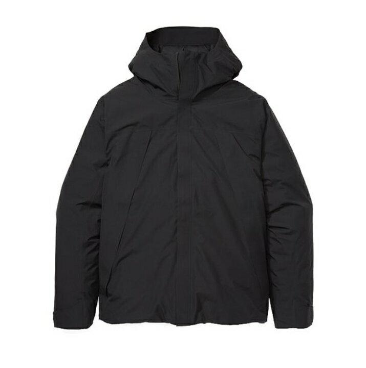 ├登山樂┤美國 Marmot Greenpoint 男款防水透氣保暖外套 #11250-0001-Black