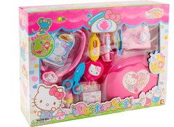 【崑山玩具x日韓精品】Hello Kitty 凱蒂貓-醫生遊戲組/三麗鷗/玩具