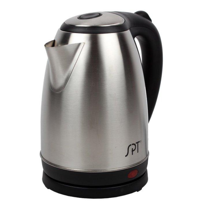 ◤A級福利品‧數量有限◢ 尚朋堂1.8L 不鏽鋼快煮壺 KT-1866