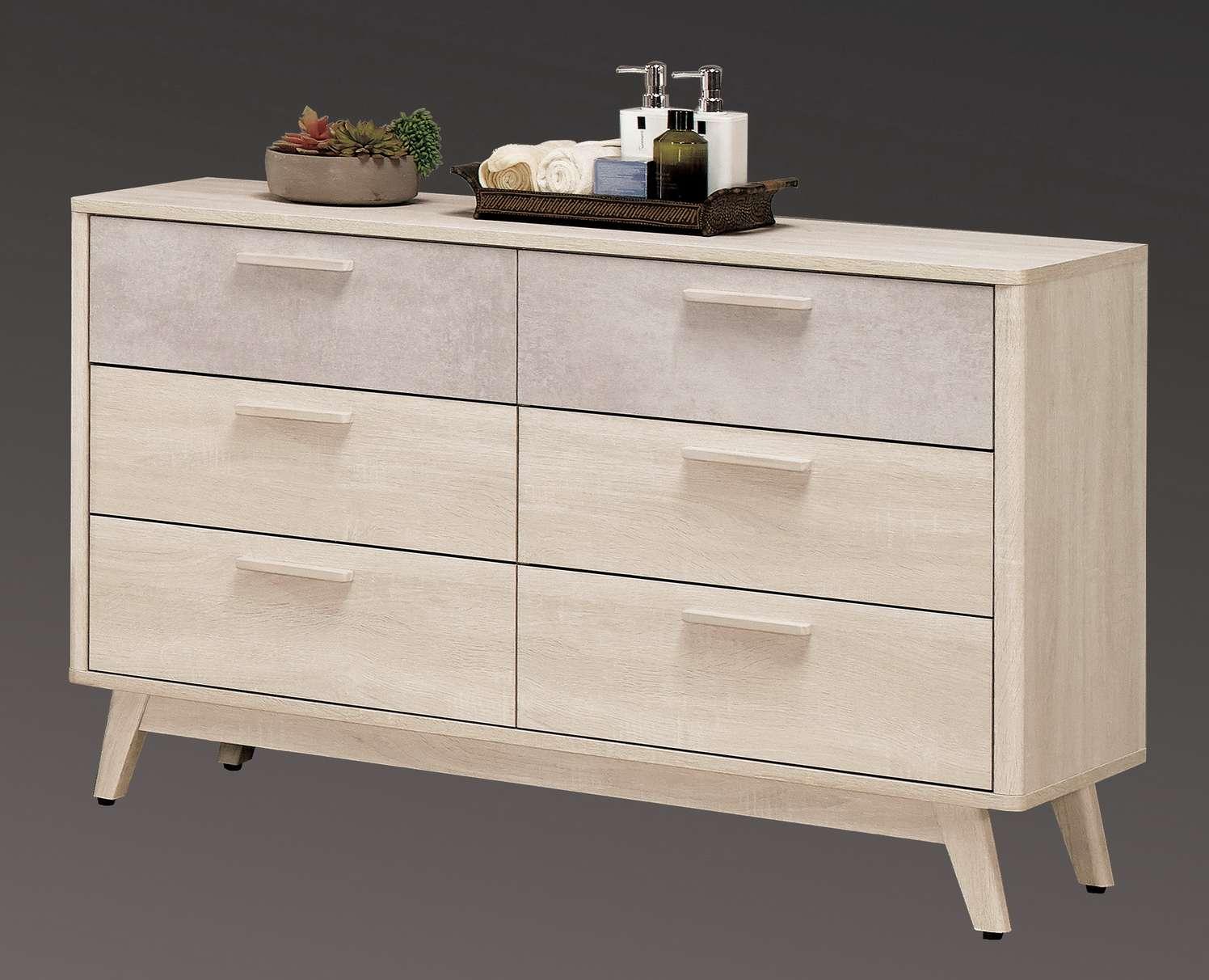 【簡單家具】,G021-5 漢斯4尺六斗櫃,大台北都會區免運費