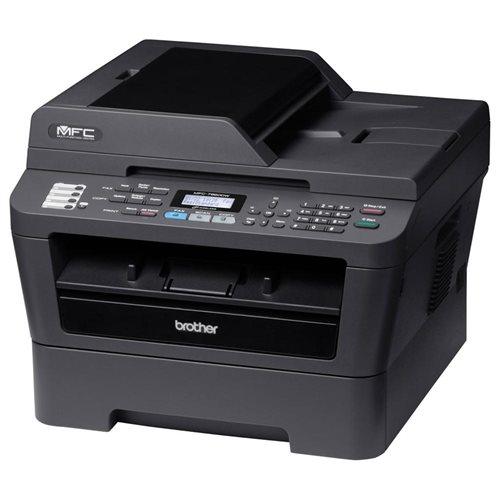 Refurbished Brother MFC-7860DW Laser Based Compact All-in-One Printer with Wireless Networking and Duplex Printing 1