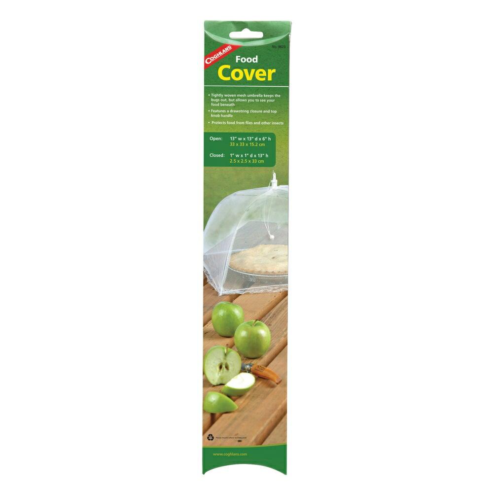 【鄉野情戶外專業】 COGHLAN'S |加拿大| 食物罩網 / 餐網 / 餐廚網 Fold Away Food Cover_8623