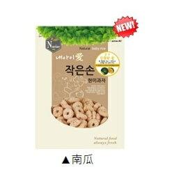 【限時任2件$288】韓國【Naeiae】米圈圈40g(地瓜/南瓜)(8個月以上適用)