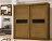 亞倫傢俱*文森卡索南洋檜實木7*7尺懸吊式衣櫥 0