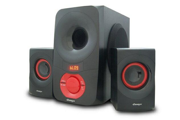 <br/><br/>  Dennys USB/SD/FM藍芽重低音2.1喇叭(PYC829-MF35)<br/><br/>