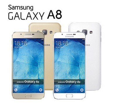 《Samsung》 Galaxy A8 八核心5.7吋4G LTE全金屬雙卡薄型機 好買網