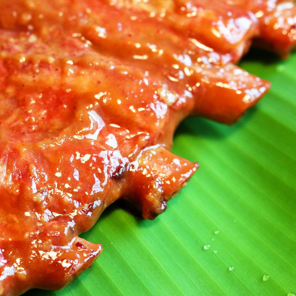 《售完》☆樂樂豬腩排☆600g±5% / 份。豬排、烤肉、年菜、辦桌【陸霸王】 1