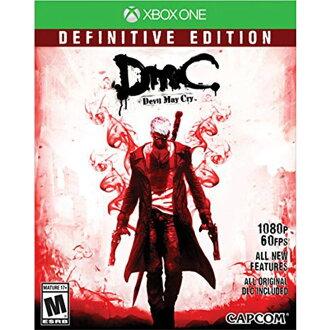 XBOX ONE 惡魔獵人 決定版 英日文美版 DMC DEVIL MAY CRY DEFINITIVE