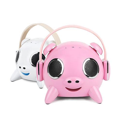 <br/><br/>  【迪特軍3C】FONESTUFF 瘋金剛 F1-PIG 2.1 聲道藍牙喇叭 藍芽喇叭 音響 音箱<br/><br/>