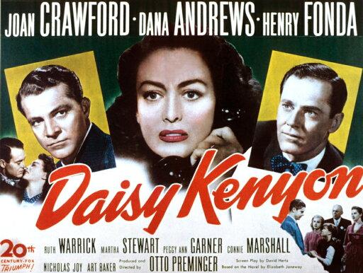 Daisy Kenyon Rolled Canvas Art - (14 x 11) a8126bb039b93834d56a9b4e7db81e89
