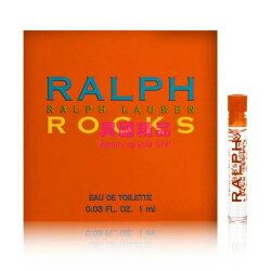 Ralph Lauren Ralph Rocks 女性針管香水 1ml EDT SAMPLE VIAL【特價】§異國精品§