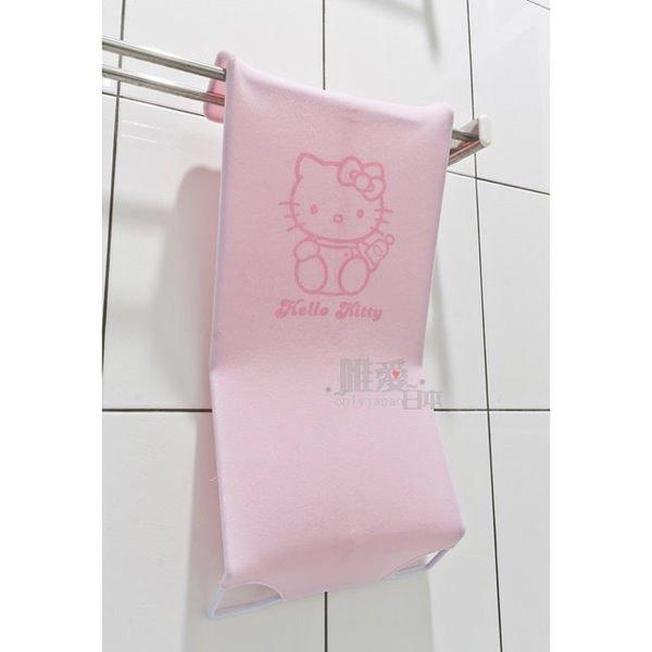 【真愛日本】12091900005 沐浴架-KT 三麗鷗 Hello Kitty 嬰兒用品 出生兒 新生兒 不含浴盆