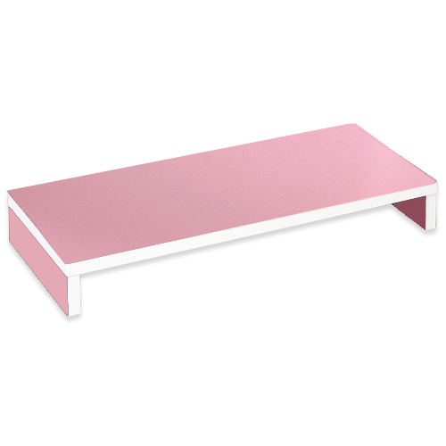 《Hopma》粉紅多功能螢幕桌上架