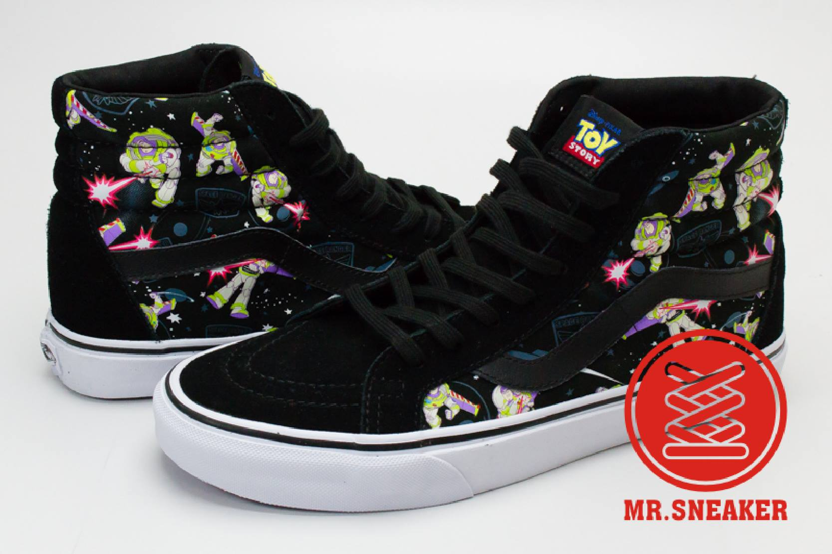 ☆Mr.Sneaker☆ VANS SK8 Toy Story 玩具總動員 巴斯光年