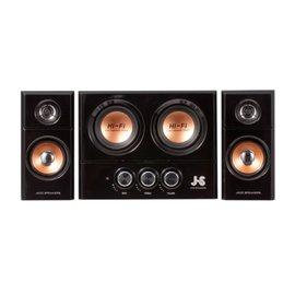 JS淇譽JY3250雙重低音全木質多媒體喇叭多媒體喇叭電腦喇叭音響音箱電腦喇叭【迪特軍】