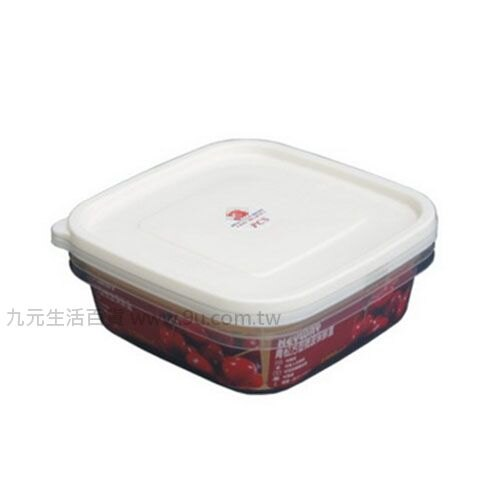 ~九元 ~聯府 GIS~1500 青松方型微波保鮮盒~3入 GIS1500