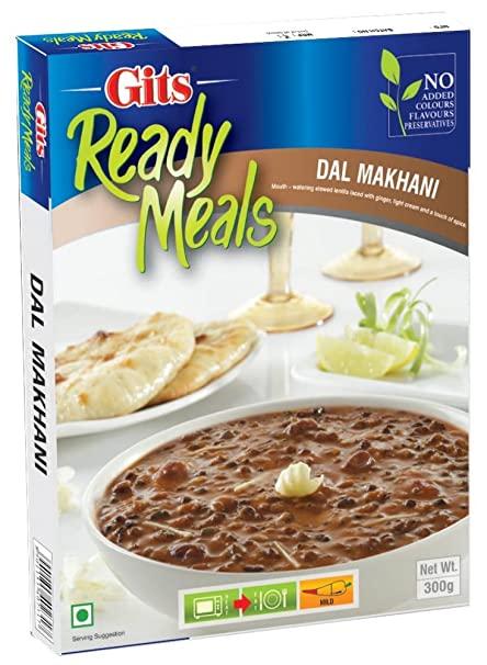 印度黑豆咖哩即食調理包 Dal Makhani GITS 300gm