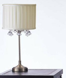 古銅色掛珠桌燈-BNL00026