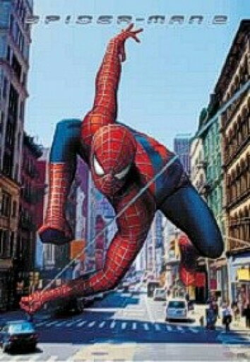 GB Eye XPE789360 Spiderman 2 Swinging Poster Print, 27 x 40 d693a1e178f8bc845178a9805417c33d