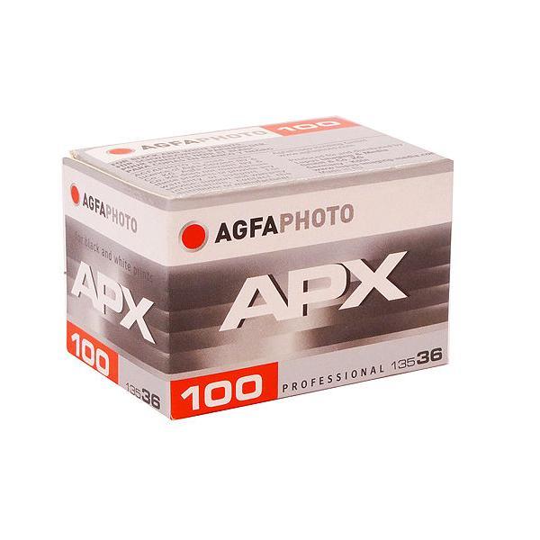AGFA愛克發APX100黑白負片135專用底片HOLGALOMO含稅價