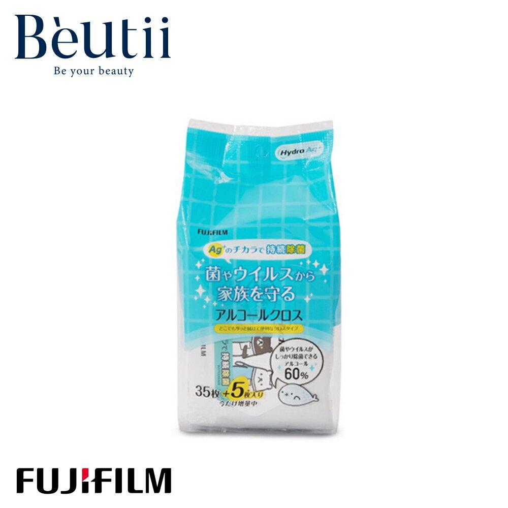 Fujifilm 日本富士 Hydro Ag+ 持續除菌濕紙巾(40張)