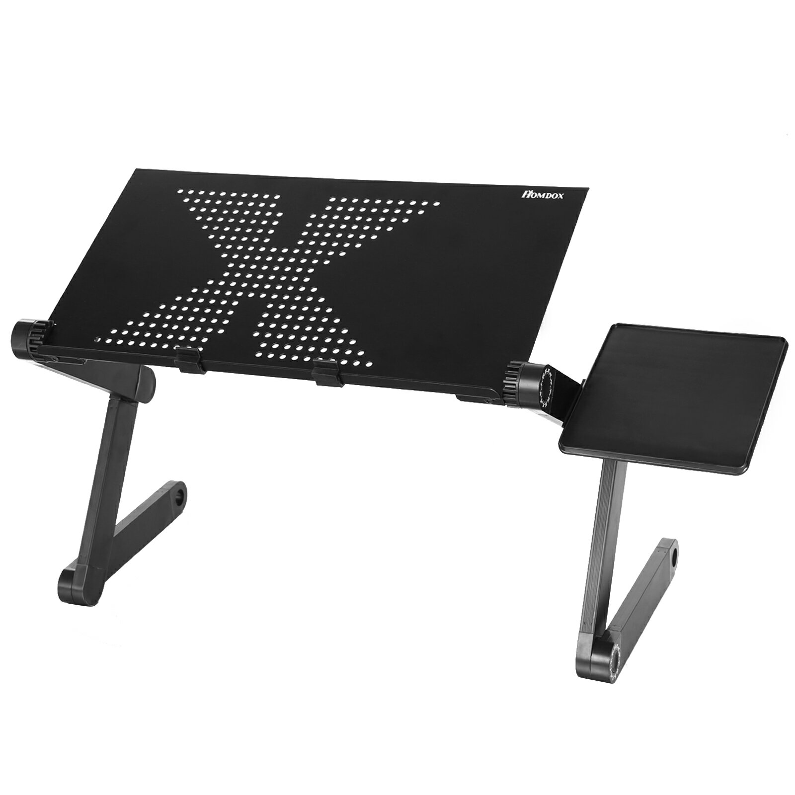 360 Degree Adjustable Foldable Laptop Notebook Desk Table 0