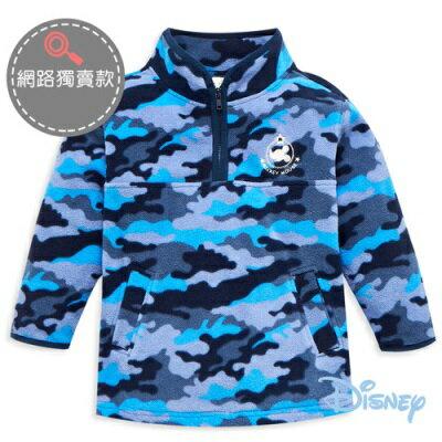 Disney 帥氣米奇立領休閒上衣