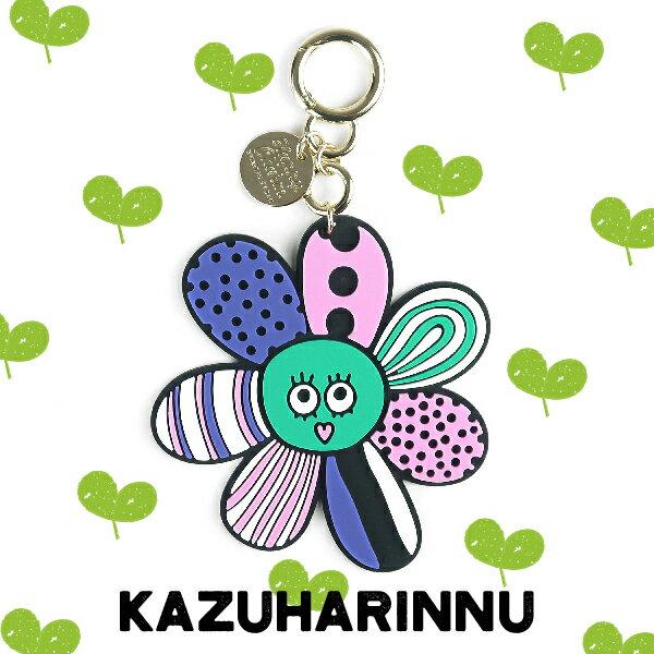 FENICE:【Candies】Kazuharinnu插畫家聯名款鑰匙圈(花花寶寶)