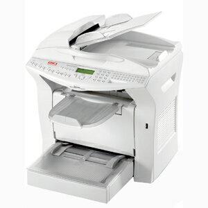 Oki B4545 Multifunction Printer - Monochrome - 21 ppm Mono - 600 x 600 dpi - Copier, Printer, Scanner 1