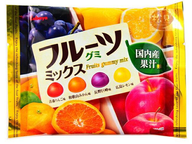 卡巴綜合水果QQ糖150g【4901550699453】