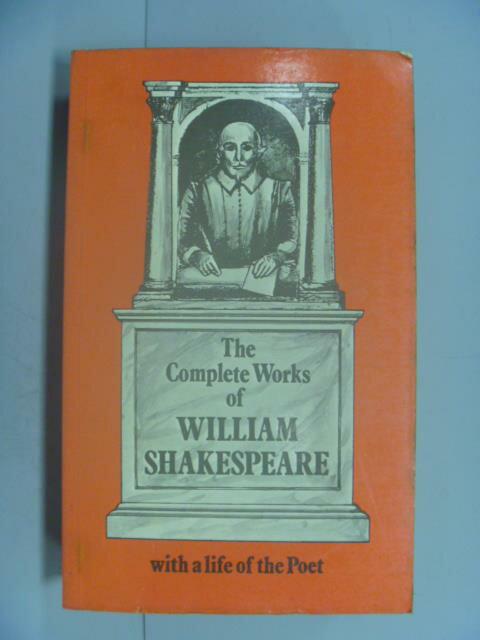 ~書寶 書T1/藝術_IEB~Complete Works of William Shak