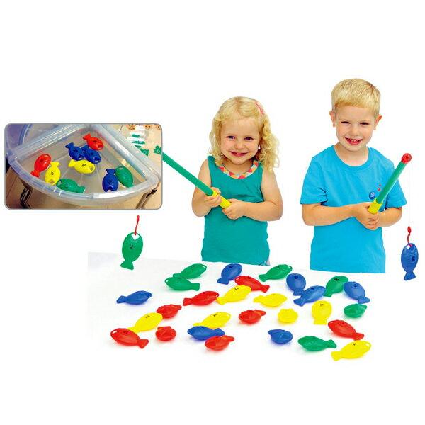 【華森葳兒童教玩具】感覺統合系列-數字釣魚樂 N9-EA-43