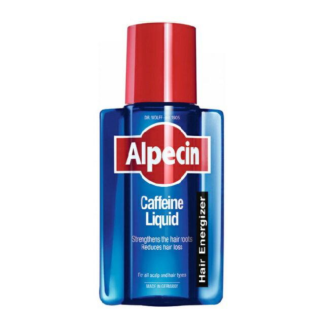 Alpecin 咖啡因頭髮液 200ml【屈臣氏】