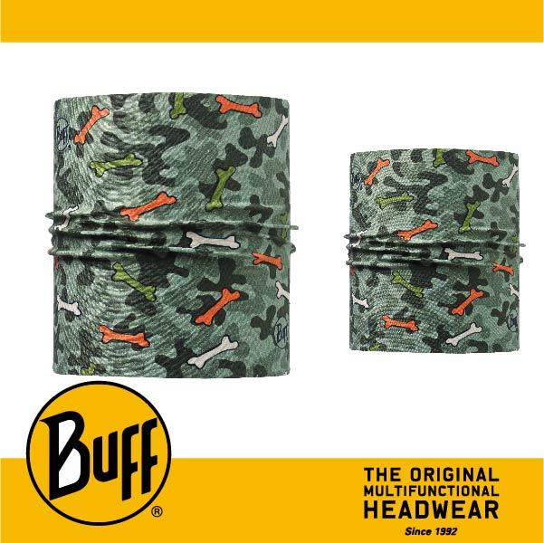 BUFF 西班牙魔術頭巾 寵物頭巾系列 BF111254 寵物經典頭巾 M/L 狗班長報到 萬特戶外運動