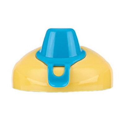 Nuby 學習杯上蓋 ~不含鴨嘴^(Nuby 不銹鋼真空雙耳把手鴨嘴學習杯 220ml~藍