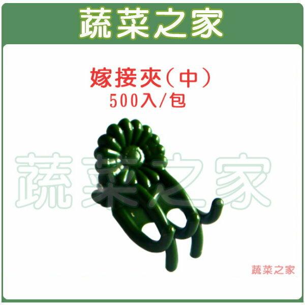 【蔬菜之家009-C58】嫁接夾(固定夾.蘭花夾)-(中)500入/包