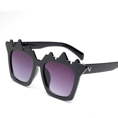 ☆太陽眼鏡偏光墨鏡-個性三角街頭潮流男女眼鏡配件15色73en114【獨家進口】【米蘭精品】