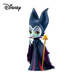 淺色款【日本正版】Q posket 黑魔女 公仔 模型 睡美人 迪士尼 Disney Banpresto 萬普 - 355628