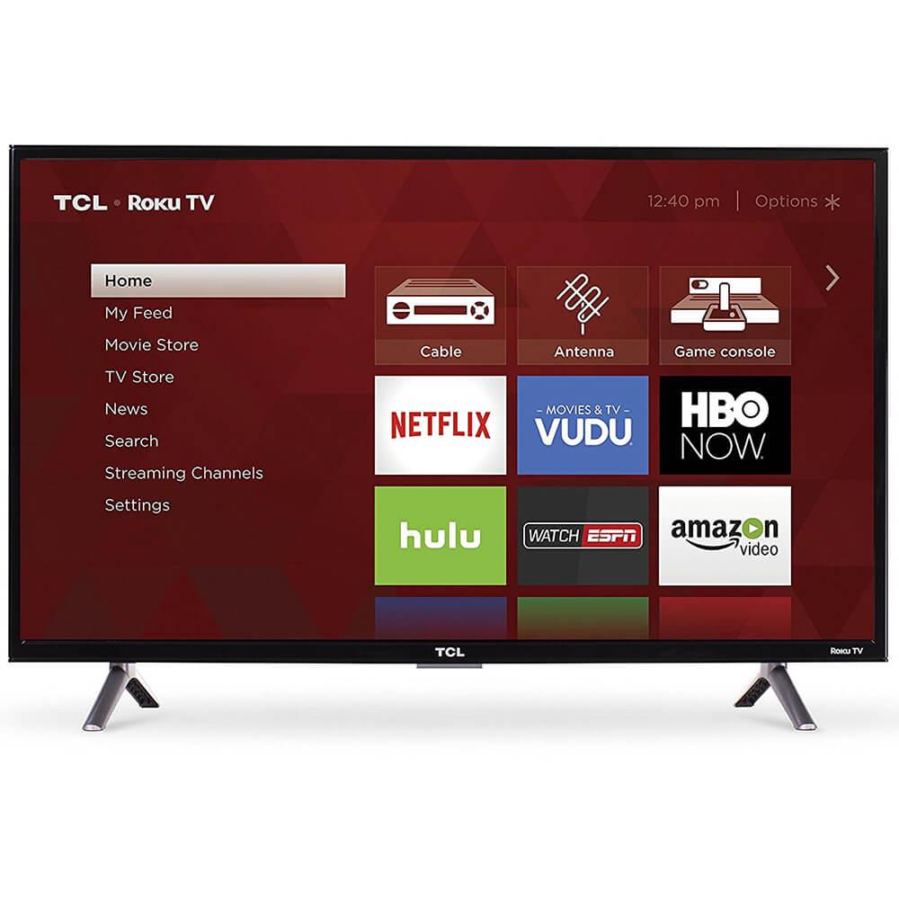 32-Inch Roku TV - Smart -720p - 60 Hz - S-Series